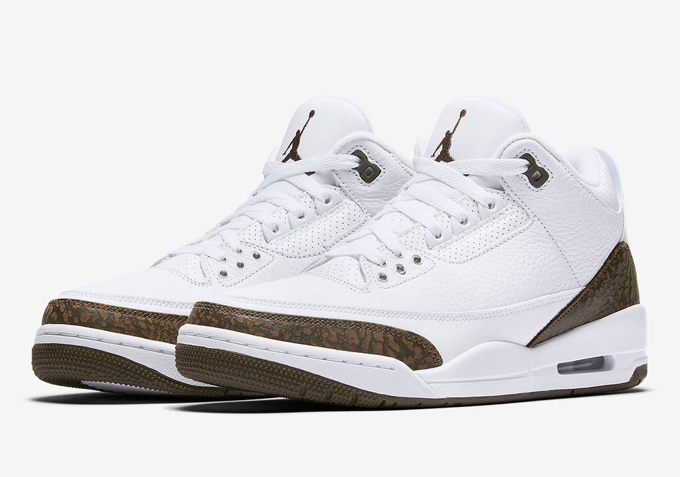 "Air Jordan III ""Mocha"""